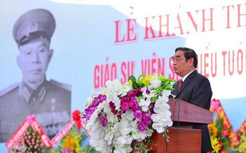 Ông Lê Hồng Anh - Ủy viên Bộ chính trị, Thường trực Ban bí thư Trung ương Đảng