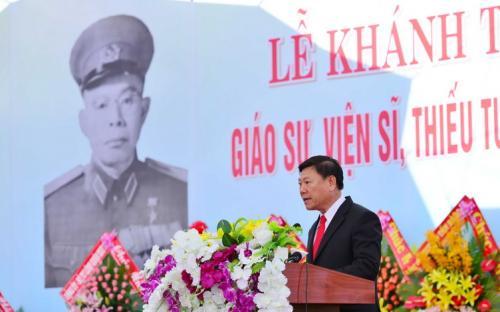 Ông Trần Văn Rón - Bí thư tỉnh ủy Vĩnh Long