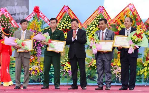Lễ khánh thành khu lưu niệm Giáo sư - Viện sĩ Trần Đại Nghĩa